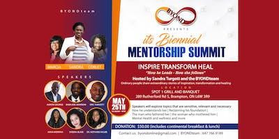 BYOND Mentorship Summit: Inspire, Transform, Heal