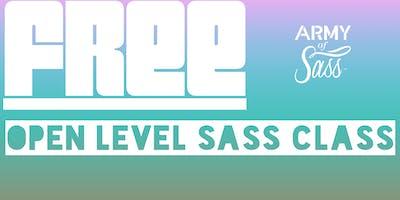FREE Open Level Sass Class