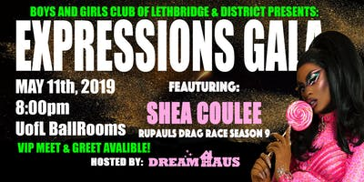 Expressions Gala: Feat Shea Couleé