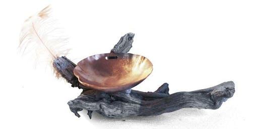 Crafting Sacred Copper Bowls