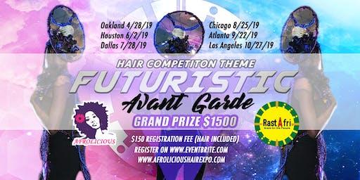RastAfri Hair Competition,  Dallas