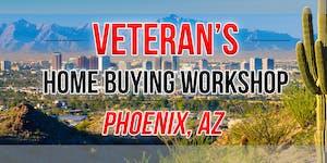 Veteran's Home Buying Workshop - Phoenix