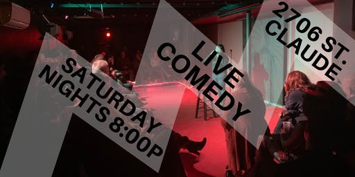 Comedy Night in New Orleans