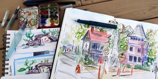 Urban Sketching: Quick and Easy Techniques