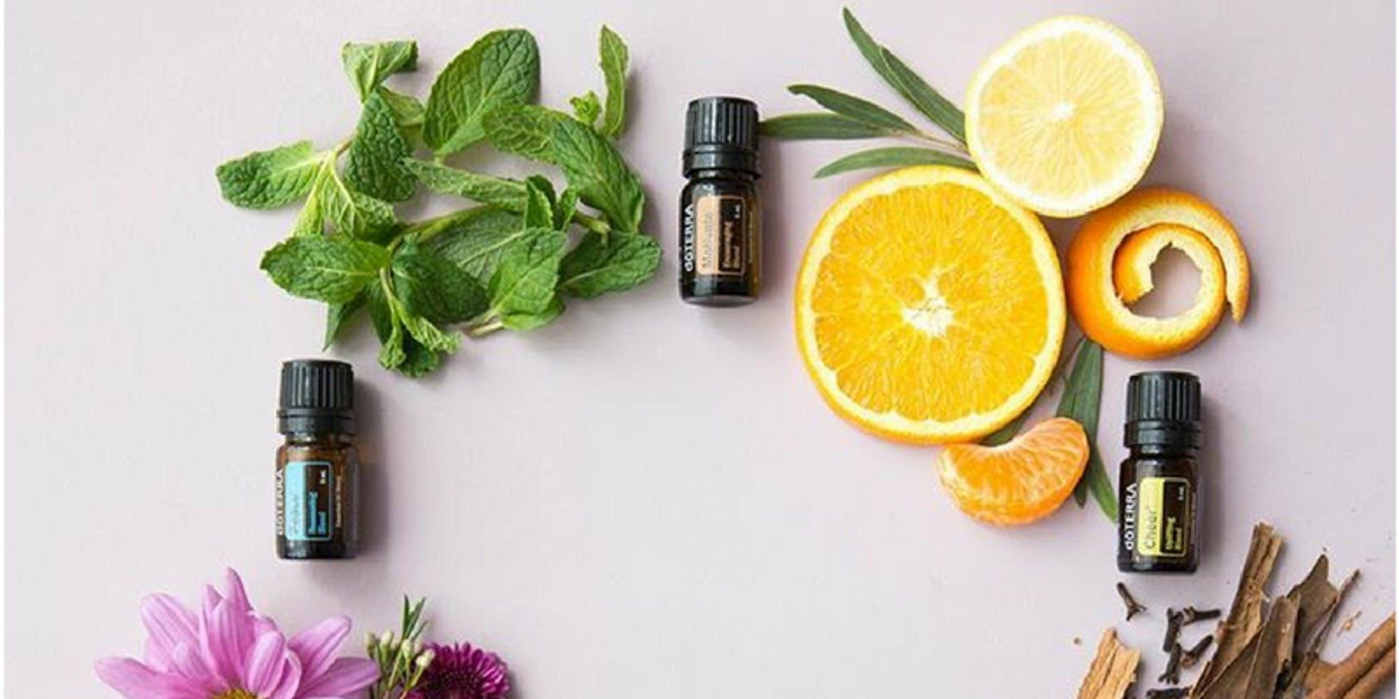Introduction to Essential Oils with Essential