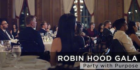 Robin Hood Gala: 2019 tickets