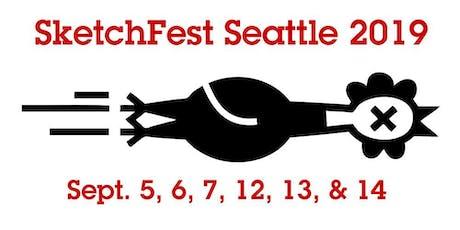 SketchFest Seattle 2019 tickets
