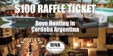 DIVA Argentina Dove Hunt  entradas