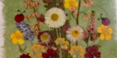 Pressed Flower Class