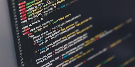 Python Programming Class 101 NYC: Beginner Level tickets