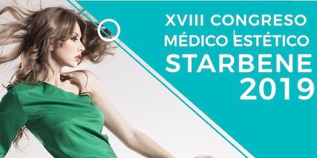 XVIII Congreso Médico Estético Starbene 2019 entradas