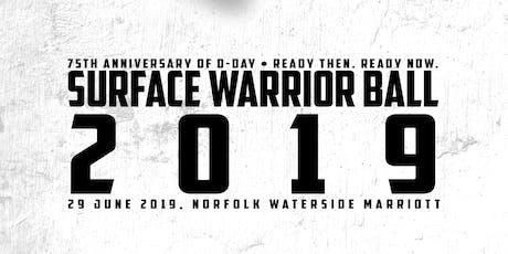 Surface Warrior Ball 2019 tickets