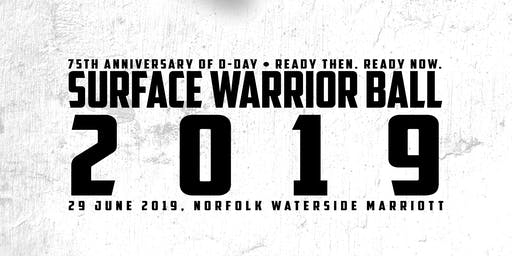 Surface Warrior Ball 2019