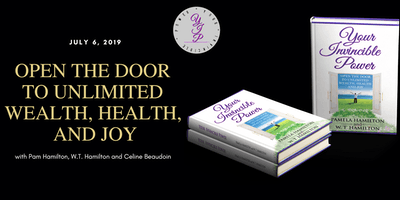 Your Invincible Power: Open the Door to Unlimited Wealth, Health, and Joy
