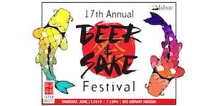 17th Annual Beer & Sake Festival