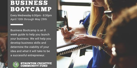 Business Bootcamp tickets