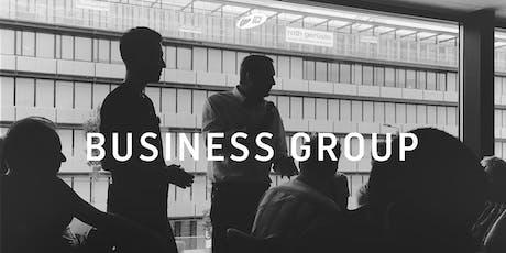 Business Group Meeting - Der gutmütige Chef - 24.11.2019 Tickets