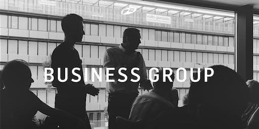 Business Group Meeting - Balance-Akt Ehe & Job - 24.11.2019