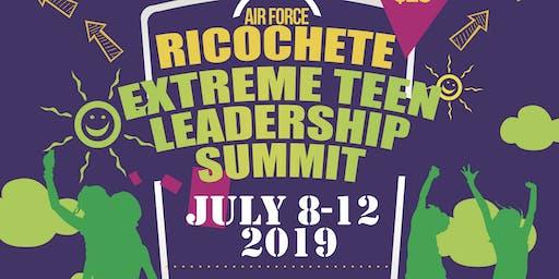 Ricochet Extreme Teen Leadership Summit