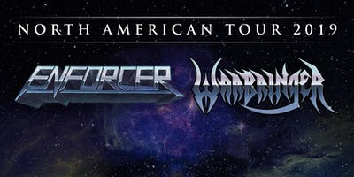 Enforcer / Warbringer at Black Circle 10/9