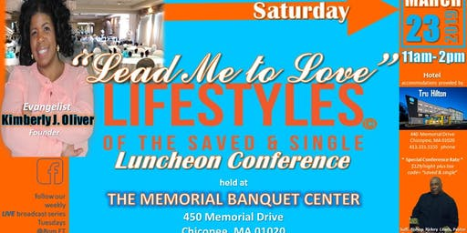 Lead Me to Love Conference Luncheon