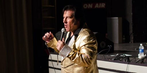 "Michael Hoover: ""Memories of Elvis"", Saturday, September 28, 2019"
