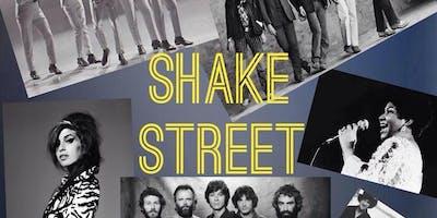 Shake Street band - Burlington Concert Stage