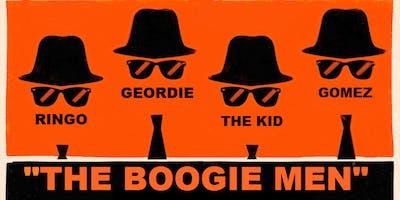 Boogie Men band - Burlington Concert Stage
