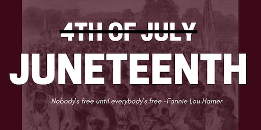 Juneteenth in DC Festival 2019