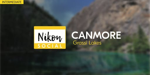 #nikonsocial | Grassi Lakes - Canmore
