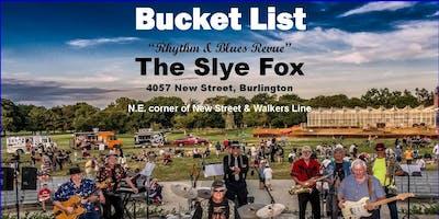 Bucket List Band - Burlington Concert Stage