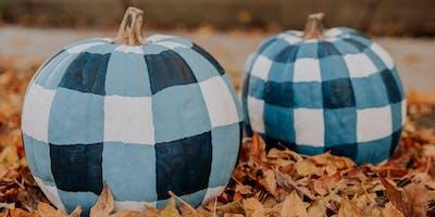 Kids Club: Pumpkin Painting - Muncie