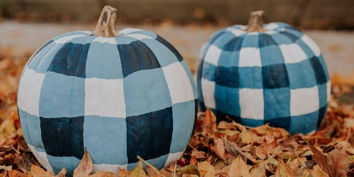 Kids Club: Pumpkin Painting - Muncie