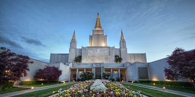 Oakland California Temple Open House, 22 May 2019