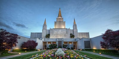 Oakland California Temple Open House, 27 May 2019