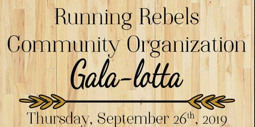Running Rebel Community Organization EPIC Gala-lotta