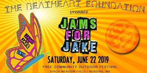 JAMS FOR JAKE: Music Festival