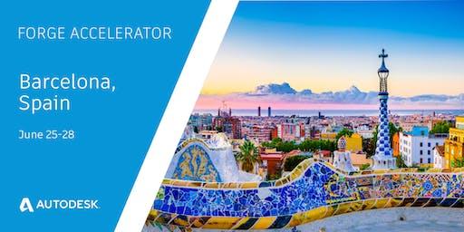 Autodesk Forge Accelerator - Barcelona (June 25-28)