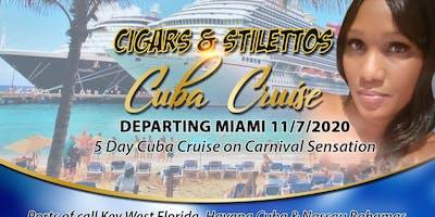 Cigars & Stilettos Cuba Cruise