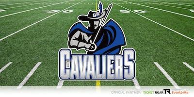 St Thomas More vs Spearfish Varsity Football