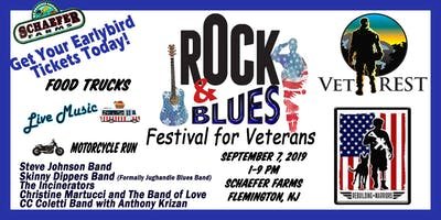 Copy of Croton Rock and Blues Festival For Veterans