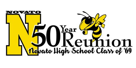 Class of 1969 Novato High School 50 Year Reunion billets