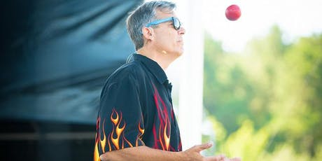Cascading Carlos — The Fire Juggler tickets