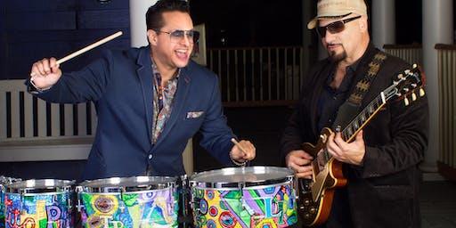 Tito Puente Jr., with The Rico Monaco Band