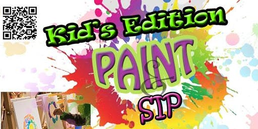 Paint and Sip Kid's Edition