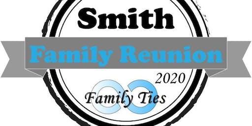 Smith Family Reunion 2020