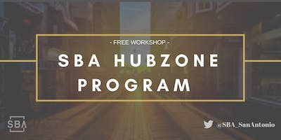 SBA HUBZone Program - Information Session