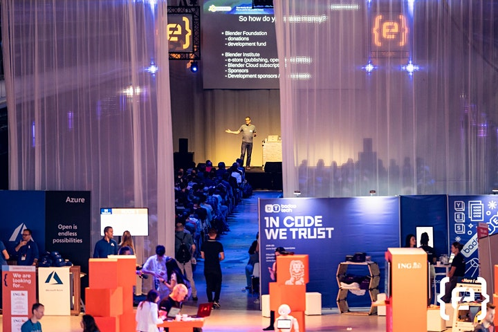 Codemotion Amsterdam 2019 (April 2-3) image