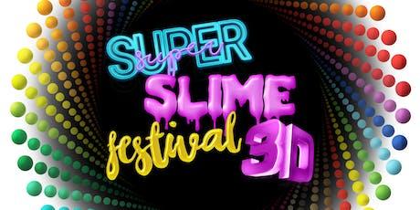 SUPER SLIME FESTIVAL OFICIAL 3D ingressos