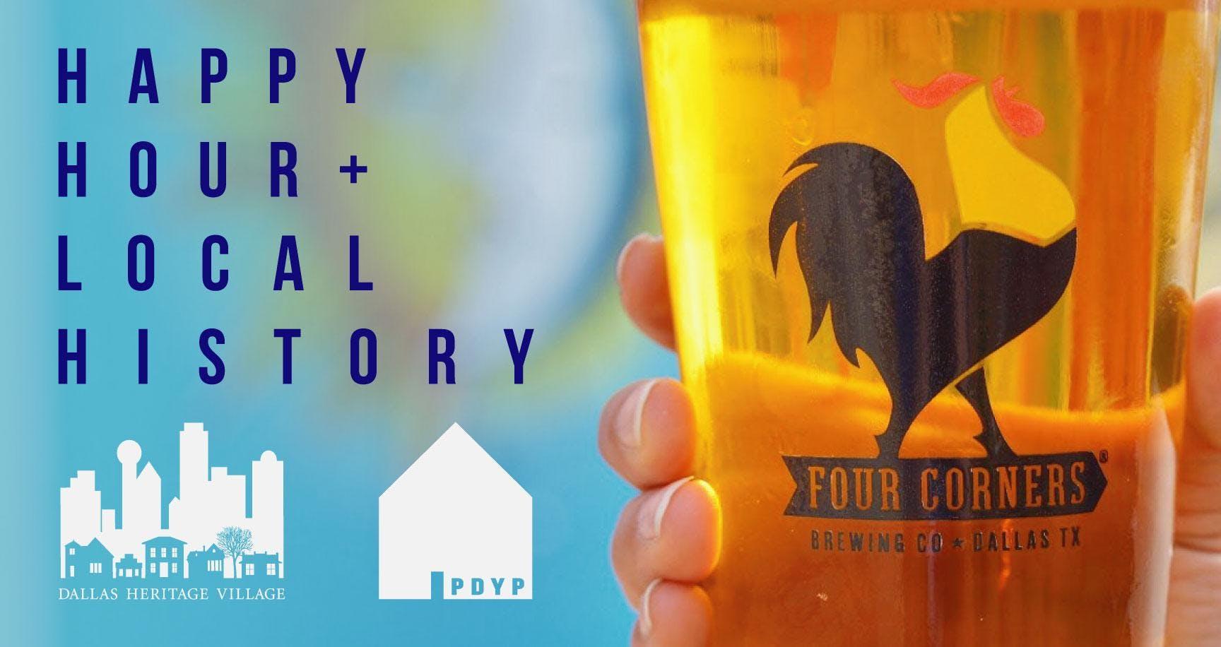 PDYP Happy Hour: Four Corners Brewery